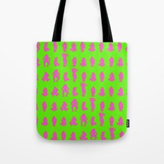 Dip & Come Up - Lime Juice Tote Bag