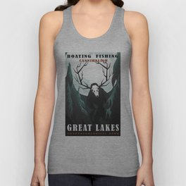 CPS Great Lakes Unisex Tank Top