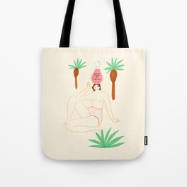 Miracle Remedy for Headaches Tote Bag
