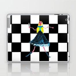 Pop Star Singer Laptop & iPad Skin