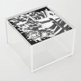 Shades Of Grey Acrylic Box