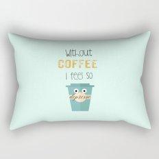 DEPRESSO Rectangular Pillow