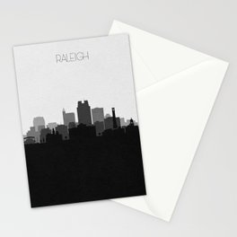 City Skylines: Raleigh Stationery Cards