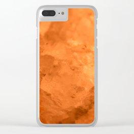 Rock Salt Clear iPhone Case