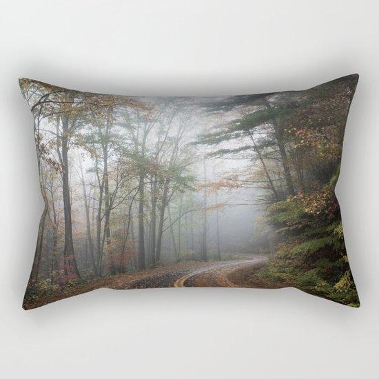 Fall vibes Rectangular Pillow
