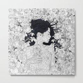 Love and Beauty Metal Print