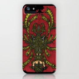 Palabast Queen iPhone Case