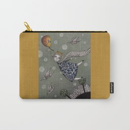 You can fly, Mary! Carry-All Pouch