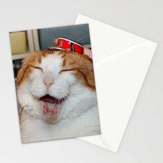 Captian Scarlett got Podgy Stationery Cards