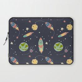 Space Flight Laptop Sleeve
