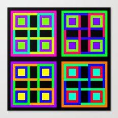 4, or Four Canvas Print