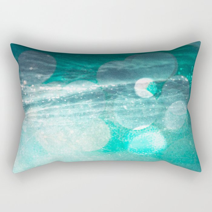 Hope Floats #society6 #decor #buyart #lifestyle Rectangular Pillow