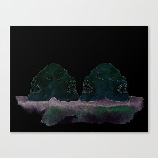 Acapella Canvas Print