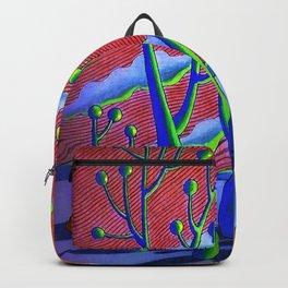 Rare plants Backpack