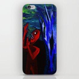 Dead Poet iPhone Skin