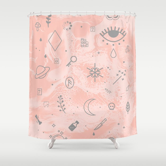 Cry Baby Shower Curtain By Malachita Society6