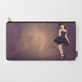 Poison Sass Carry-All Pouch
