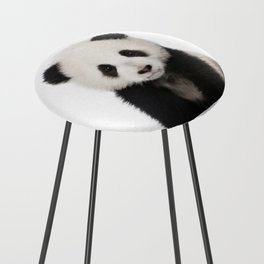 Panda Cub Counter Stool