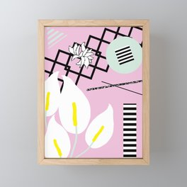 Requiem Framed Mini Art Print