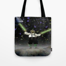 YODA-ling with FORCE - 027 Tote Bag