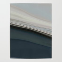 Overcast Skies Poster