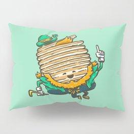 St Patricks Cakes Pillow Sham