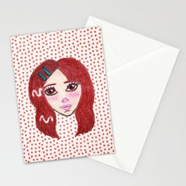 Ruby Stationery Cards