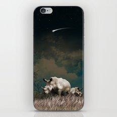 Rhino star iPhone Skin