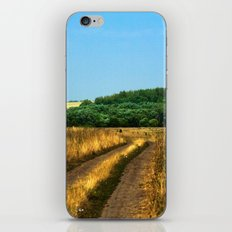 Country road 14 iPhone & iPod Skin