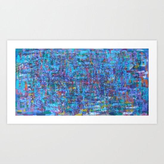 7 8.8.11 Art Print