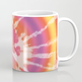 Tie-dye pattern Coffee Mug