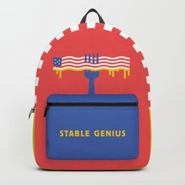 Stable Genius - Tall Backpack
