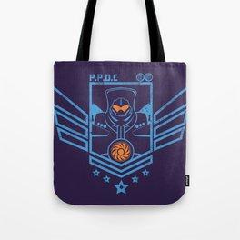 P.P.D.C. Tote Bag