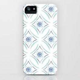 Hellenic Tiling iPhone Case