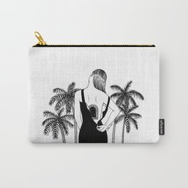 Come Into My World Carry-All Pouch