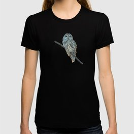 Barred Owl at Sunset T-shirt