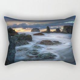 Breathtaking Bandon Oregon Rectangular Pillow