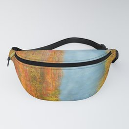 Colorful Woodlands Fanny Pack