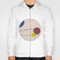 Chaos On The Wires Hoody