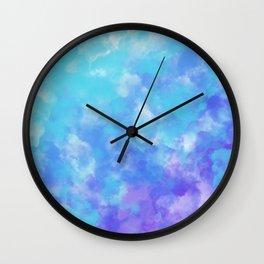 The days fog Wall Clock