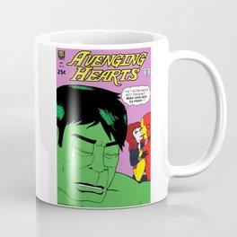 Avenging Hearts Coffee Mug