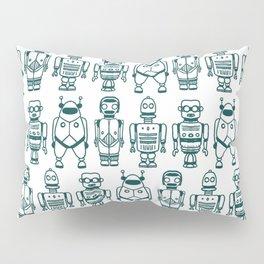 Beep Boop Pillow Sham