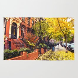 Autumn in Brooklyn Rug