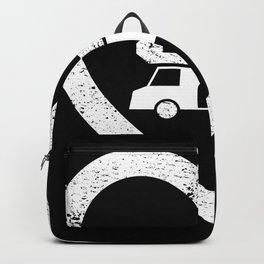 Motorhome Heart - Camper van Owner Gift Backpack