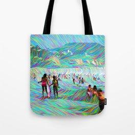 Malibu Saturday Tote Bag