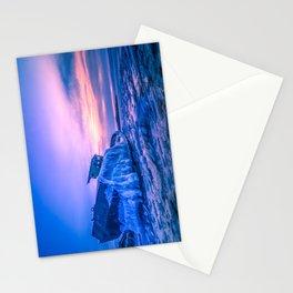 Frozen boat Stationery Cards