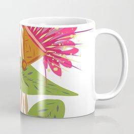 Koala animal nature lover happy print Coffee Mug