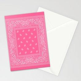 Bandana - Paisley - Southwestern  Stationery Cards