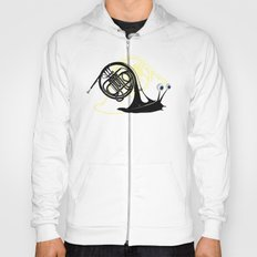 Just moved.  (French Horn) Hoody