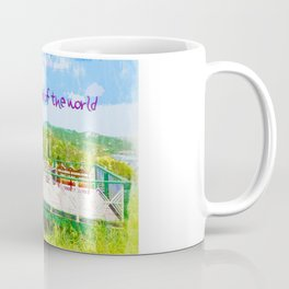 Bar at the end of the world Coffee Mug